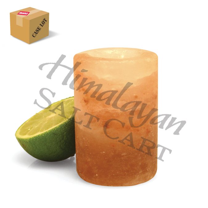Himalayan Salt Shot Glasses/Full case/12