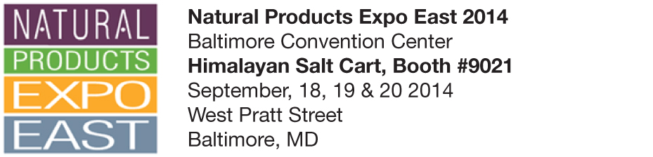 Natural Product Expo East